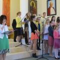 Koncert z okazji Dnia Matki w kościele Matki Bożej Królowej Polski w Edmonton