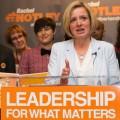 Pani Rachel Notley została wybrana na nowego premiera Alberty.