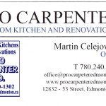 Pro Carpenter Edmonton