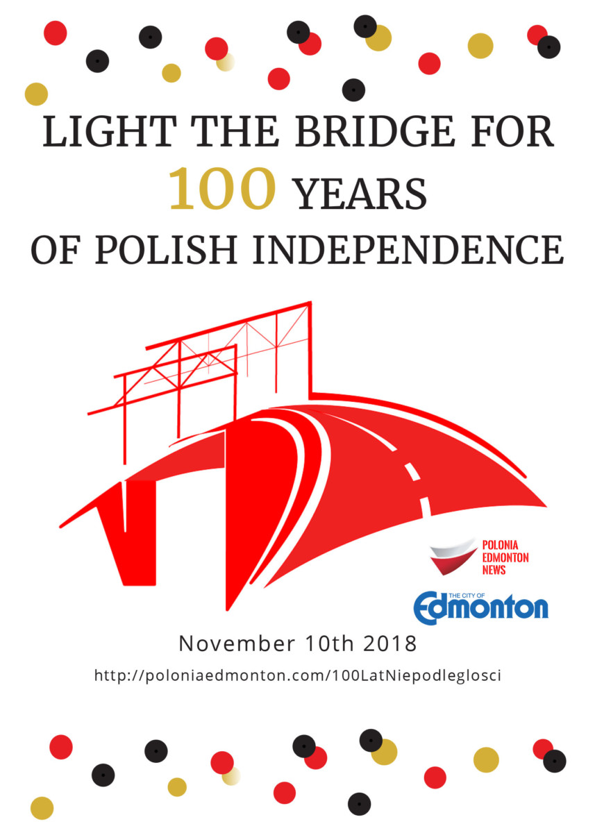 Light The Bridge for Poland