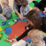 Grupa zabawowo-edukacyjna dla dzieci w wieku od 1 roku do 4 lat