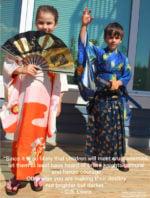 children anti-bullying lessons, little-ninja program