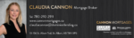 Cannon Mortgages