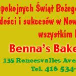 Benna's 400×170
