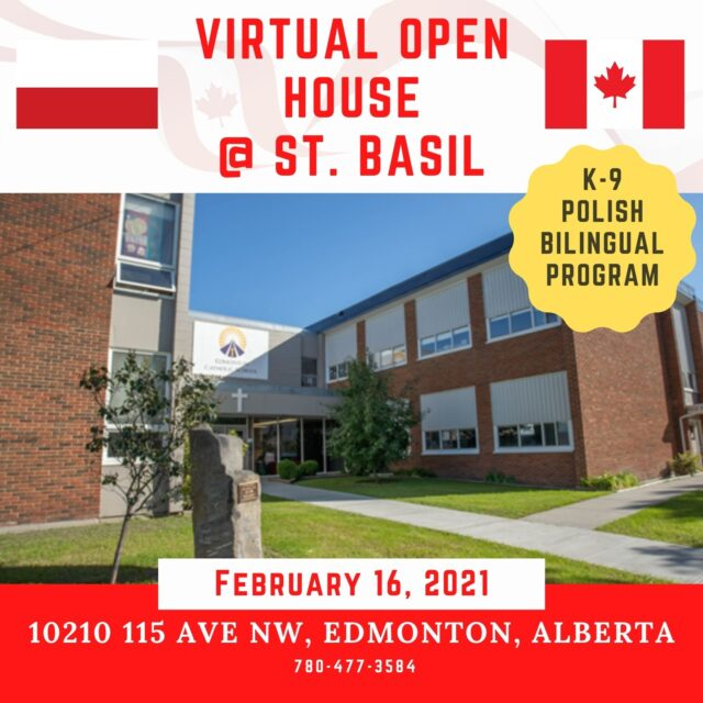 St. Basil Open House
